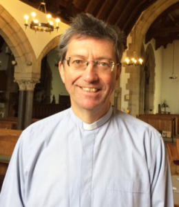 The Revd Dr James (Jim) Bruce