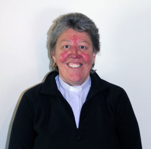 The Revd Rachel Stavert